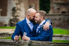 Gay and lesbian wedding photographer