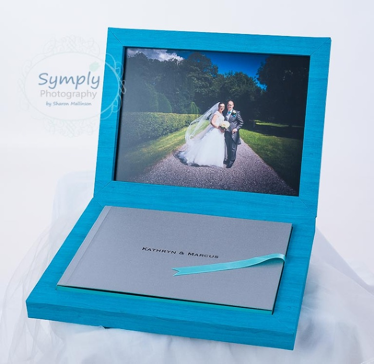storybook wedding album