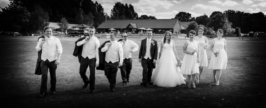 Woodland Waters Wedding Photography
