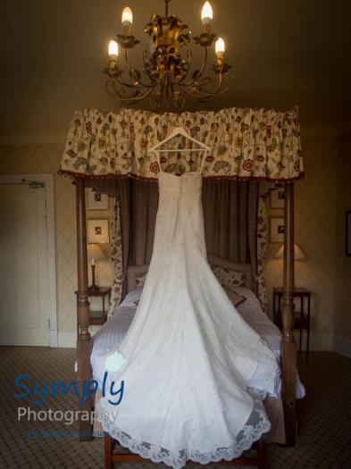 White Hart Hotel Wedding Photography001