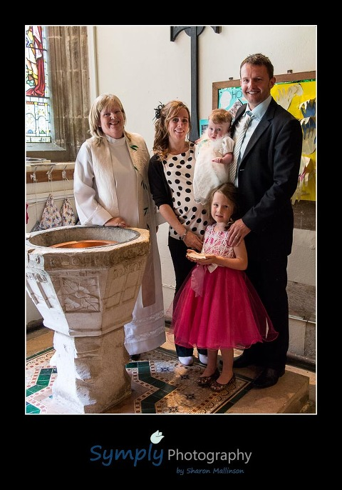 christening photography sleaford