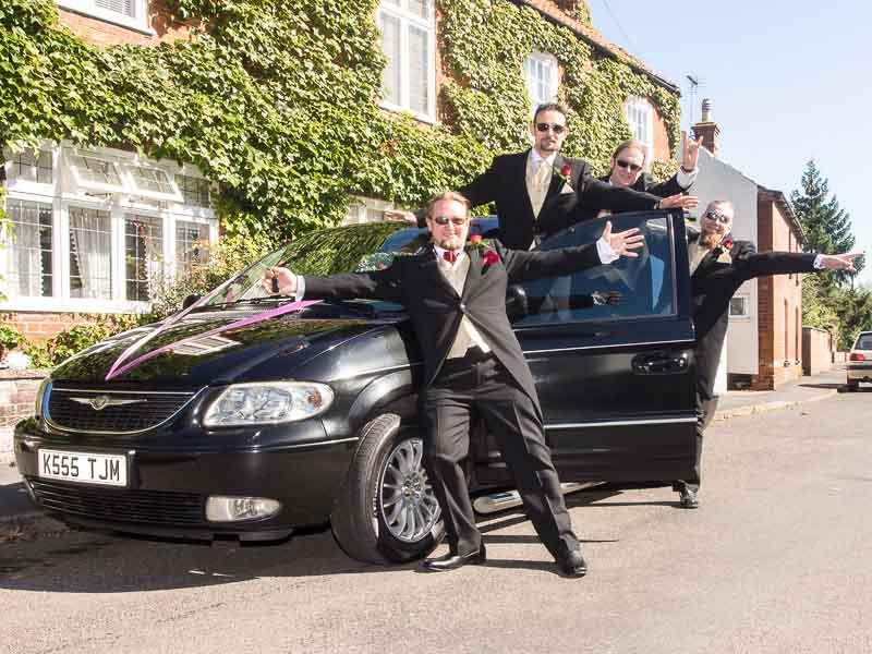 Petwood Hotel Wedding Photo