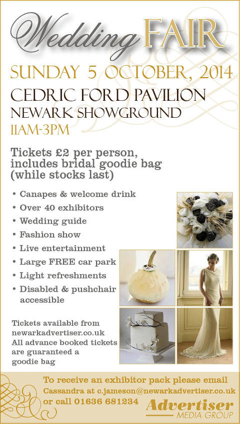 wedding fair newark
