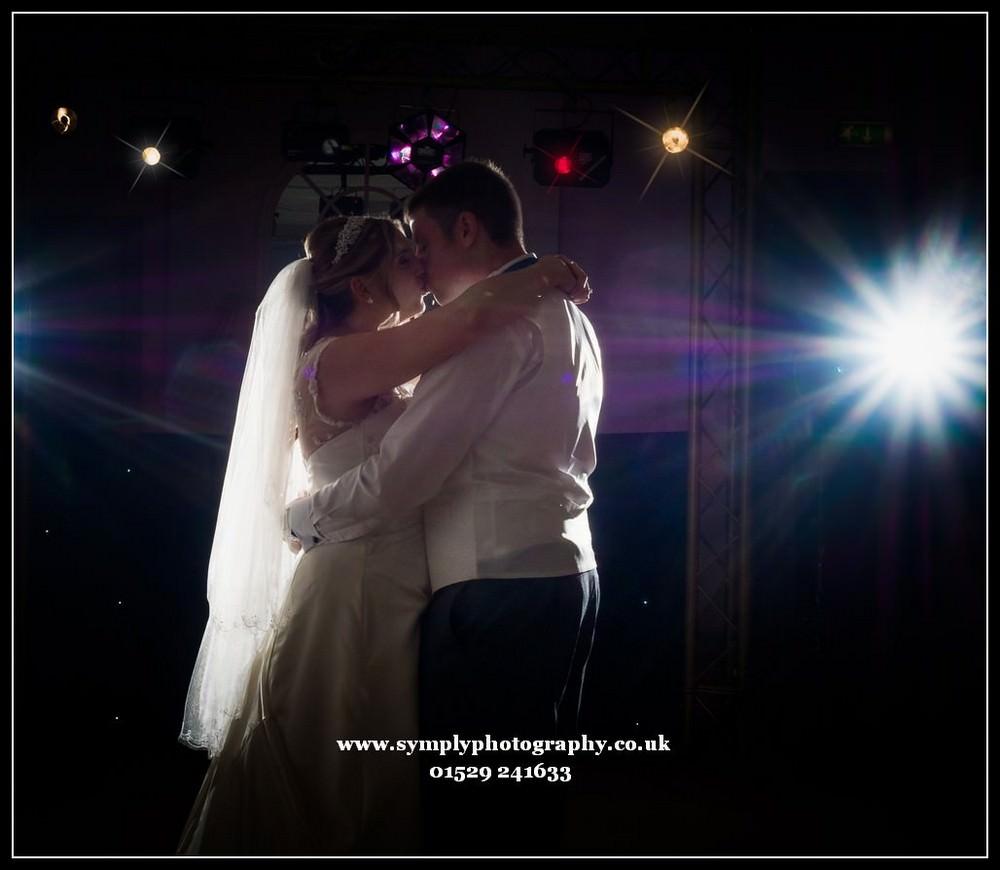 Doddington Hall wedding photographs